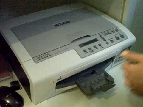 My Brother All-in-One printer (DCP-135C)