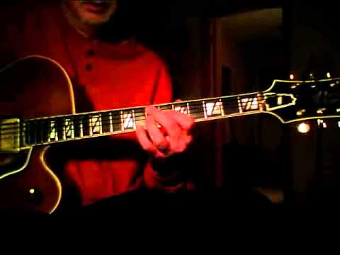 Sax Blues Power - Guitar Lesson by Mark Stefani