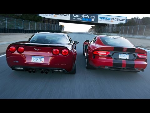 The Viper vs ZR1 Controversy! Plus Detroit Auto Show & Bloated Cars - Wide Open Throttle Episode 50