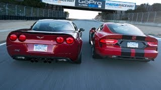 Corvette Stingray  Viper on The Viper Vs Zr1 Controversy  Plus Detroit Auto Show   Bloated Cars