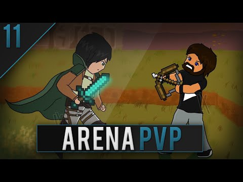 COSA MI SUCCEDE!? - E11 - Minecraft Arena PvP [ITA]