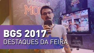 Brasil Game Show 2017 - Os destaques da feira