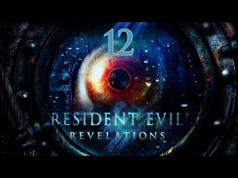 Resident Evil: Revelations - Прохождение pt12