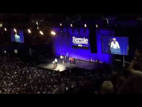 Bernie Sanders: Los Angeles Rally
