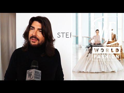 Stephane Rolland Spring-Summer 2015 Paris Haute Couture