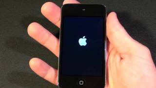 Apple iPod Touch 2010 (4th Generation): Unboxing