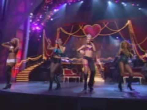Christina Aguilera - Мулен Руж/ Moulin Rouge - Lady Marmelade