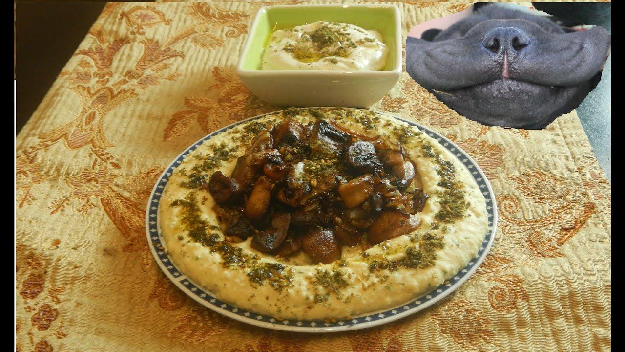 Приготовление Хумуса из Нута в Домашних Условиях 59