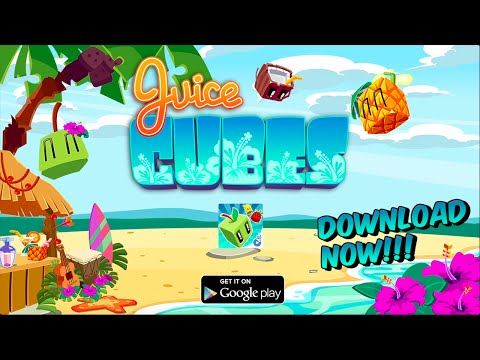 Juice Cubes APK Cover