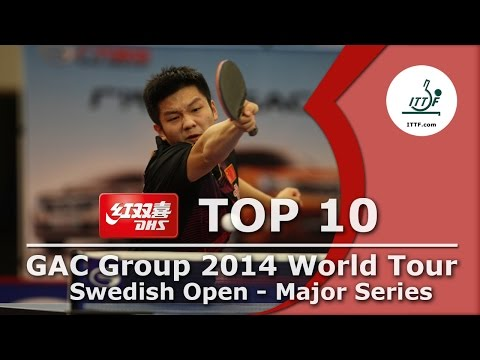 DHS Top 10 - 2014 Swedish Open