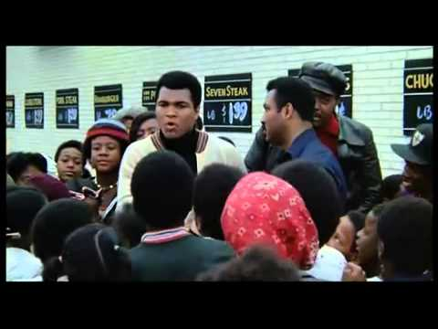 Muhammad Ali - The Greatest 1977) TRAILER