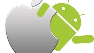 Перепрошивка Android на IOS