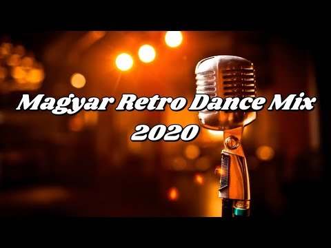 Magyar Retro Dance Mix 2020 (Reupload) | Hungarian Best |