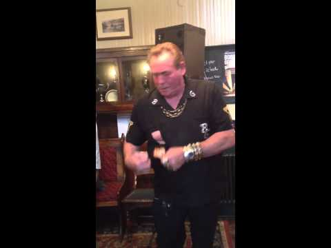 Bobby George Nipple Shirt