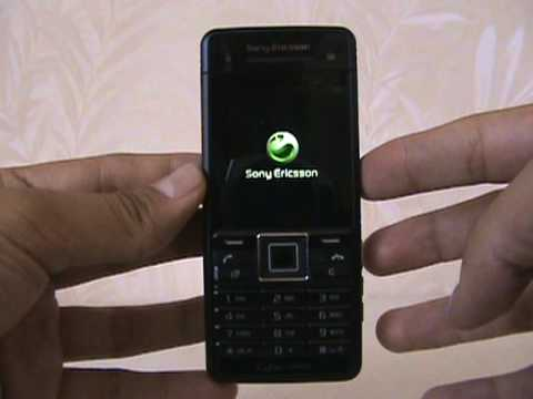 Review Sony Ericsson C902