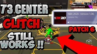 PATCH 6 -DEMIGOD GLITCH STILL WORKS | NEW DRIBBLE MOVES | NEW GAME MODES | PATCH NOTES NBA 2K20