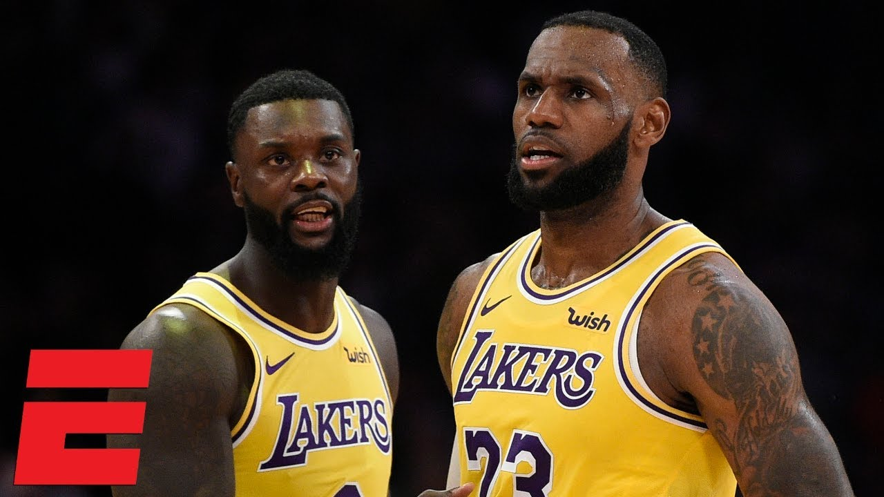 LeBron James records a triple-double in first home win with Lakers   NBA Highlights