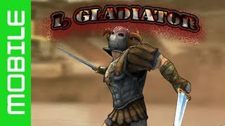 I, Gladiator - Gameplay (iPhone/iPad) HD