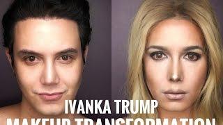 IVANKA TRUMP MAKEUP TRANSFORMATION by Paolo Ballesteros