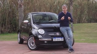 Fiat 500 Lounge - Minitest - Matías Antico - TN Autos