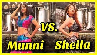 Munni Badnaam Hui VS. Sheila Ki Jawani  | Dance Off | feat. Live To Dance With Sonali