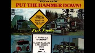 CONVOY / C. W.McCALL-Movie Theme Song/Rubber Duck truck from the 1978 movie Convoy/33rpm