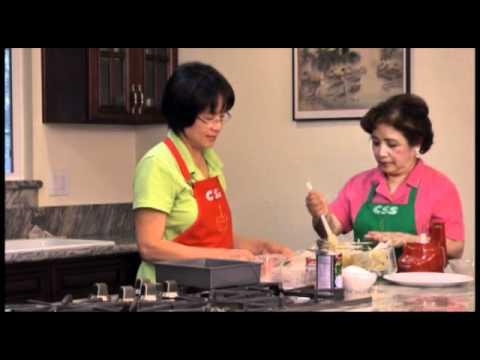 Veggie Cooking Club: Bánh Khoai Mì Nướng