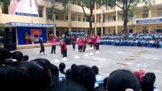 Giải nhất múa chào mừng ngày nhà giáo Việt Nam 20/11