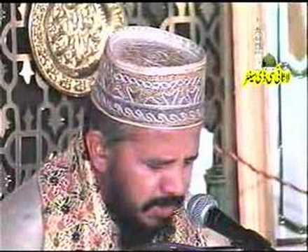 Amazing Recitation Of Qari Karamat Ali Naeemi video
