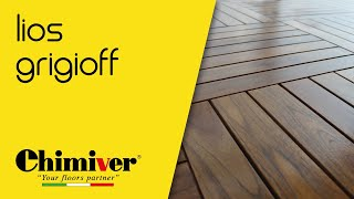 CHIMIVER: Come pulire il decking in legno ingrigito - How to clean and restore a weathered deck
