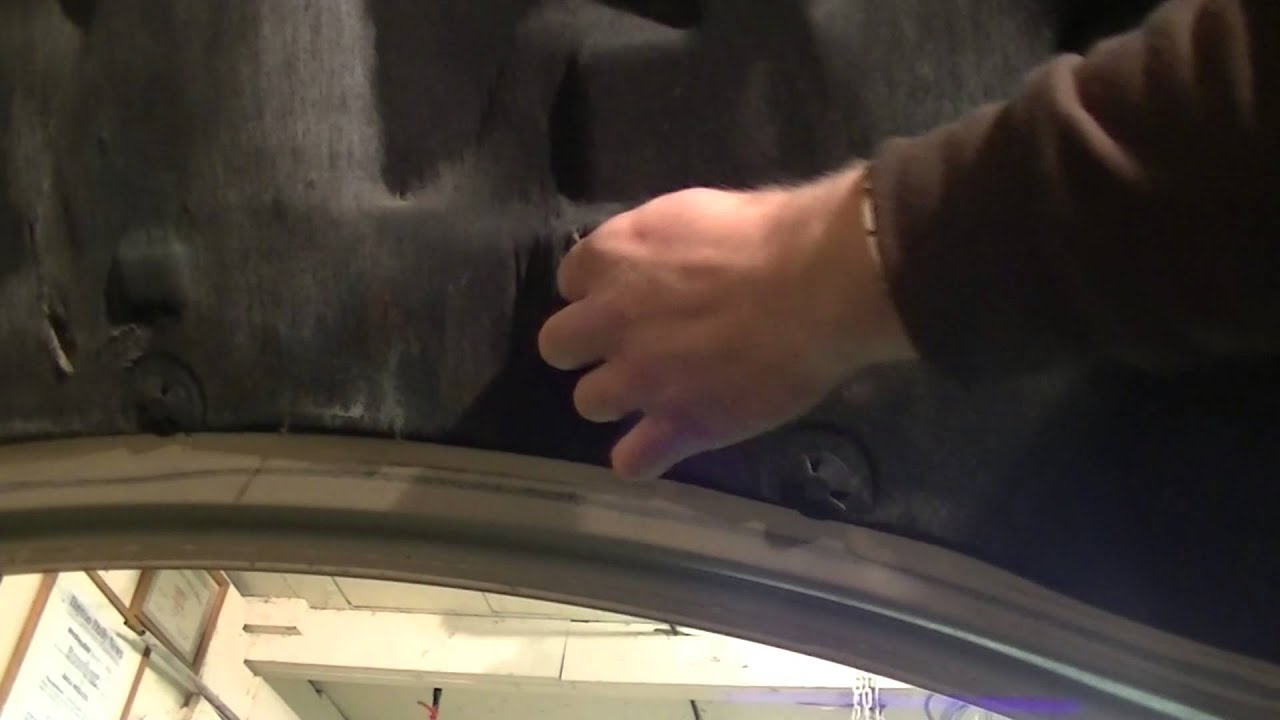 Washer Nozzle Replacement Youtube
