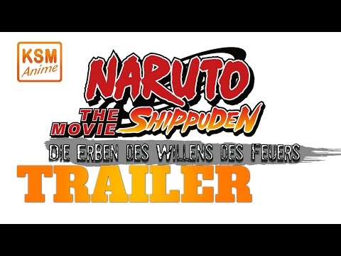 Naruto Shippuden The Movie 3 - Trailerpremiere