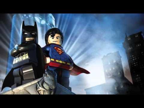 """Lego Batman and Superman.""""Niga Niga Niga"""""""