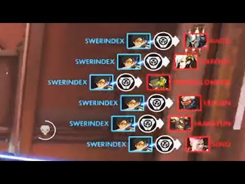 Overwatch - Unbelievable Hexakills