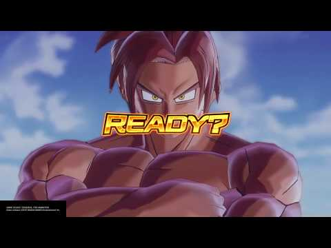 DRAGON BALL XENOVERSE 2 Liu kang (me) vs Broly