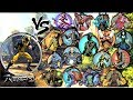 Shadow Fight 2 Wolverine Vs All Bosses