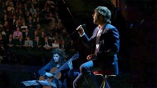 Josh Groban Sharon Isbin She S Always A Woman Billy Joel Gershwin Prize Live