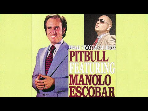 Thumbnail of video Manolo Escobar - Viva el Vino y las Mujeres (ft. Pitbull) (por Narksoul)
