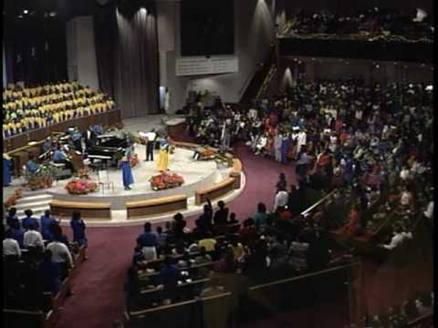 Pass Me Not - Dallas/Fort Worth Mass Choir