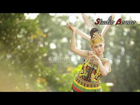 lagu dayak binua pamarek jubata  tanah borneo 2017