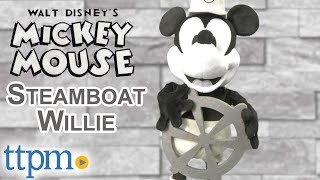 Mickey The True Original Steamboat Willie from Just Play