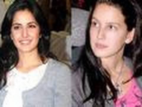 Katrina's Sister Faked In Mms Clip! video