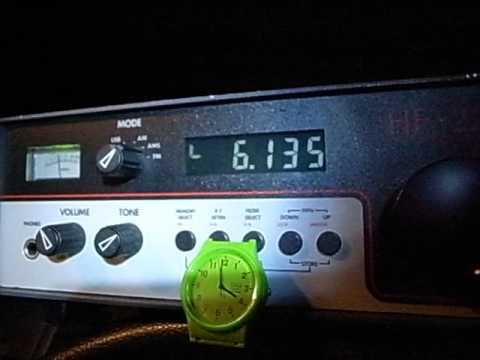 6135kHz Radio Yemen English (18:59UTC, Mar 23, 2014)