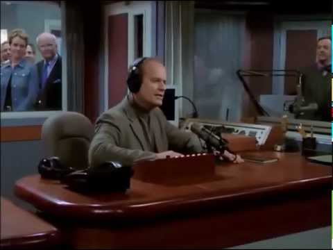 Frasier's Speech - Alfred Lord Tennyson's Ulysses