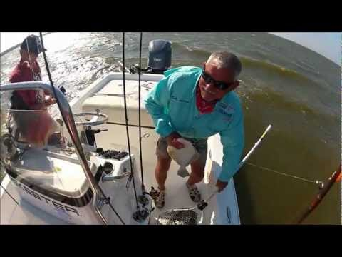 Dauphin Island Inshore Saltwater Fishing with A-Team Fishing Adventures