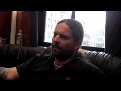 Sepultura - Andreas Kisser on Max and Igor - interview 2011 (5 of 6)