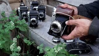 Franka Solida III Camera w/ Schneider Kreuznach Radionar 80mm f2.9 lens: Features & Changes