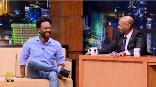 Seifu on EBS: Interview With Zerubabel Molla