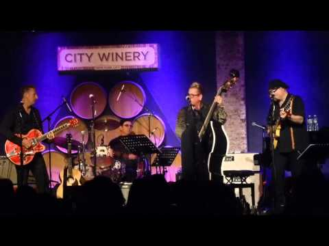RUMBLE & TWANG ft LEE ROCKER & JIMMY VIVINO with ANTON FIG -Bulletproof 7-3-14 City Winery