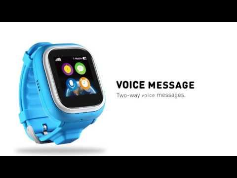TickTalk Children's Wrist Phone with Built-In GPS locator